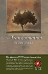 NLT Transformations Study Bible